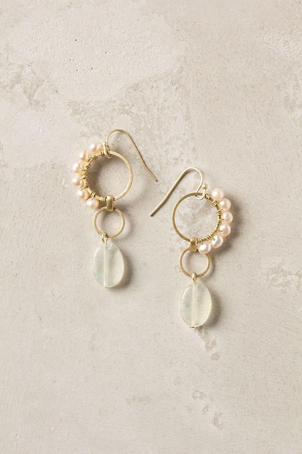 Shop the Crested Pearl Earrings and more Anthropologie at Anthropologie today. Read customer reviews, discover product details and more.
