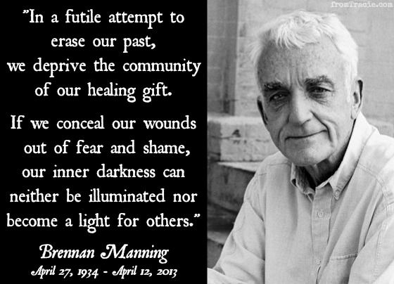 Brennan Manning  1934-2013