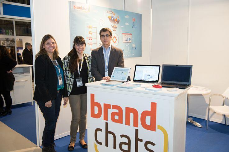 eShow Barcelona 2014 Brandchats, social media analytics tool www.branchats.com