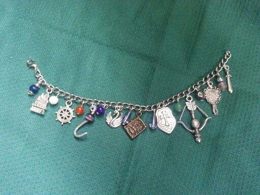 Ouat charm bracelet