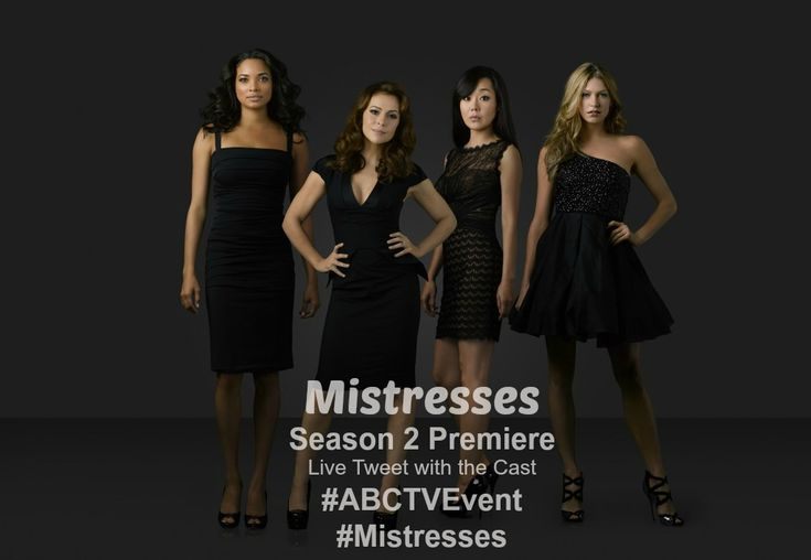 Mistresses Season 2 Premiere #ABCTVEvent #Mistresses