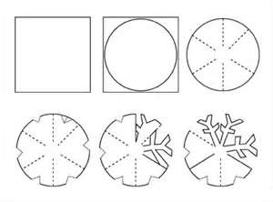 how to make a snowflake out of felt