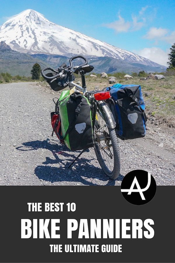 best panniers for bicycle touring
