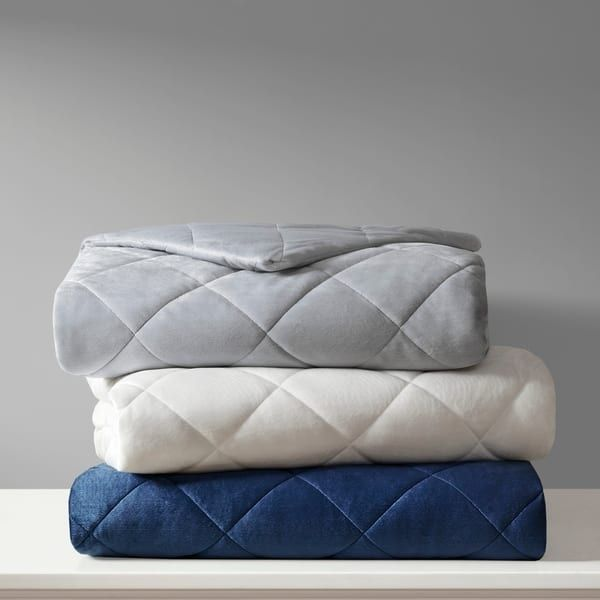 Beautyrest Luxury Quilted Weighted Blanket Luxury Quilts Weighted Blanket Weighted Blanket For Adults