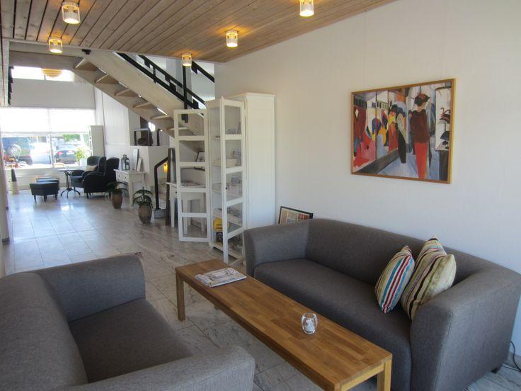 Lounge område