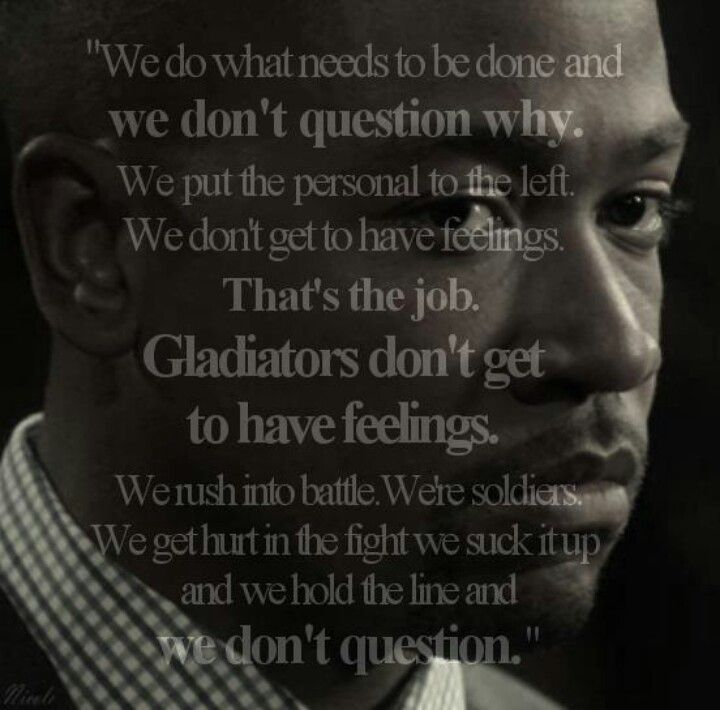 #Scandal Another office favorite. Anyone else excited for a new episode this week? #Gladiator - Stephanie