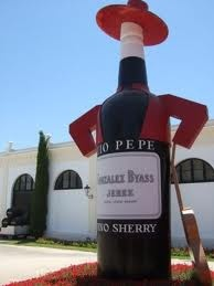 Jerez, Spain... Fall 2007 - Tio Pepe bodega