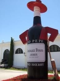 Jerez, Spain... Fall 2007 - Tio Pepe bodega
