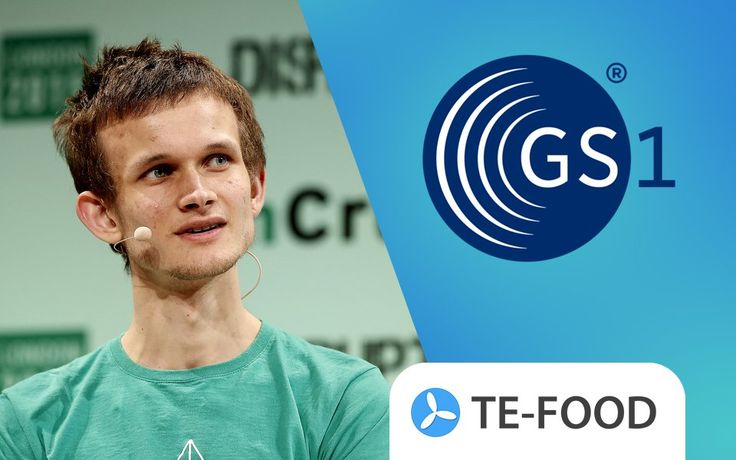 Although VitalikButerin has no connection to TE_FOOD, we have GS1 as partner, and they are the Ethereum of supply chain standards.