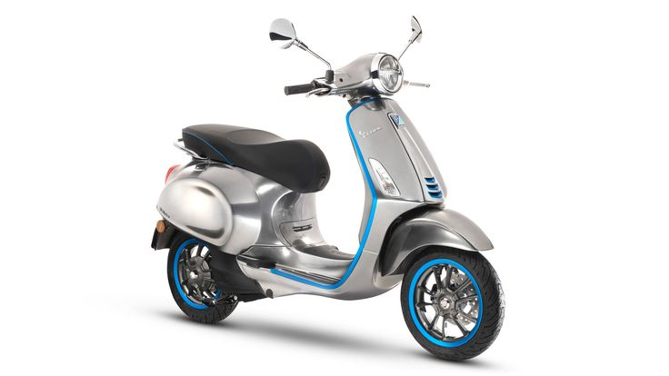 Italian motorcycle manufacturer Piaggio has electrified its classic Vespa scooter, and it is set for global distribution in Spring 2018