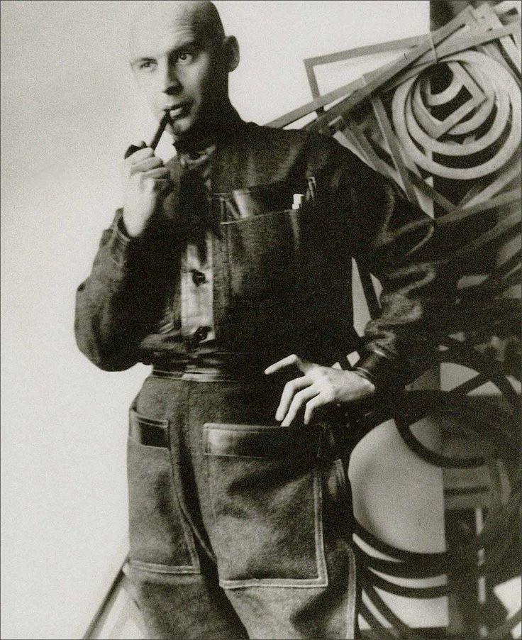 Alexander Rodchenko · Self Portrait   Self-timer · 1924