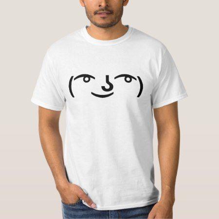 ( ͡° ͜ʖ ͡°) Le Lenny Face / Le Face Face T-Shirt - click to get yours right now!