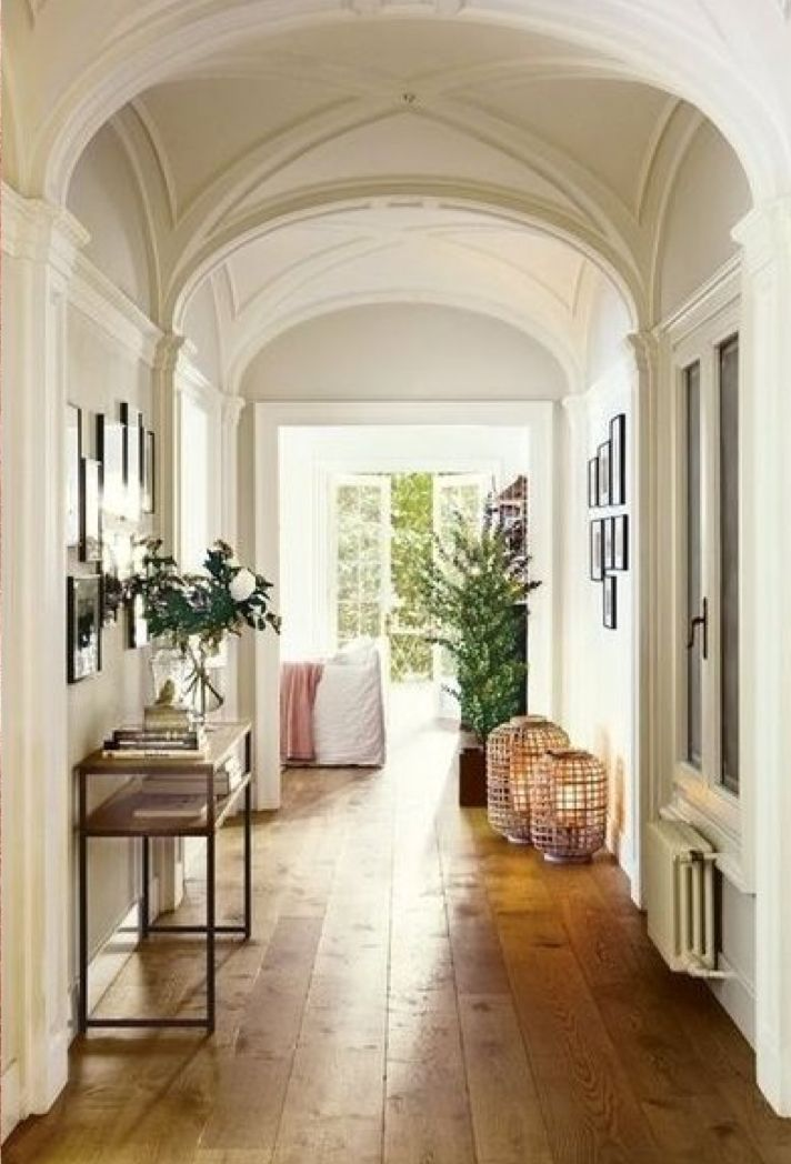 54 best Great Hallways images on Pinterest Stairs Door entry and Hall