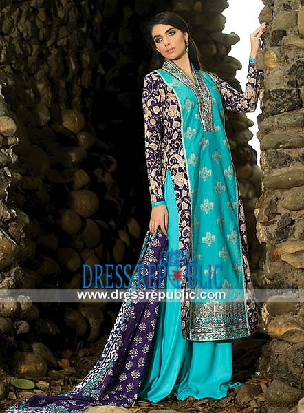 Amazing Pakistani Dresses 2013 By Umer Sayeed Al Karam Euless, TX pakistani winter, pakistani clothing, winter dresses with reasonable price, umer sayeed winter collection 2013, pakistani winter clothes, pakistani umer sayeed winter outfits 2013 dress republic prides themselves on their vast selection of stunning lawn printed fabrics, all perfect for winter khaddar, linen and jacquard outfits by al karam and umer sayeed 2013 by www.dressrepublic.com