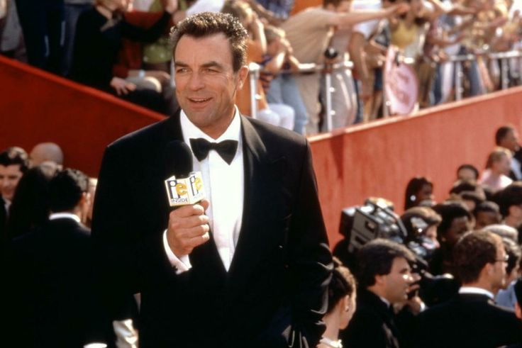 Tom Selleck, 1997   Essential Gay Themed Films To Watch, In And Out http://gay-themed-films.com/watch-in-and-out/