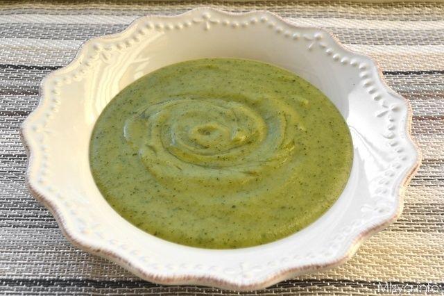Vegan Translife: Vellutata di zucchine trombetta, fiori di zucca e menta - Ricette Vegan