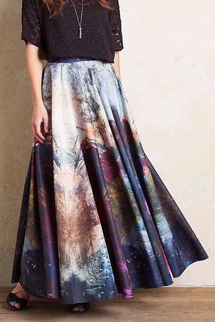 Aurora Ball Skirt - anthropologie.com