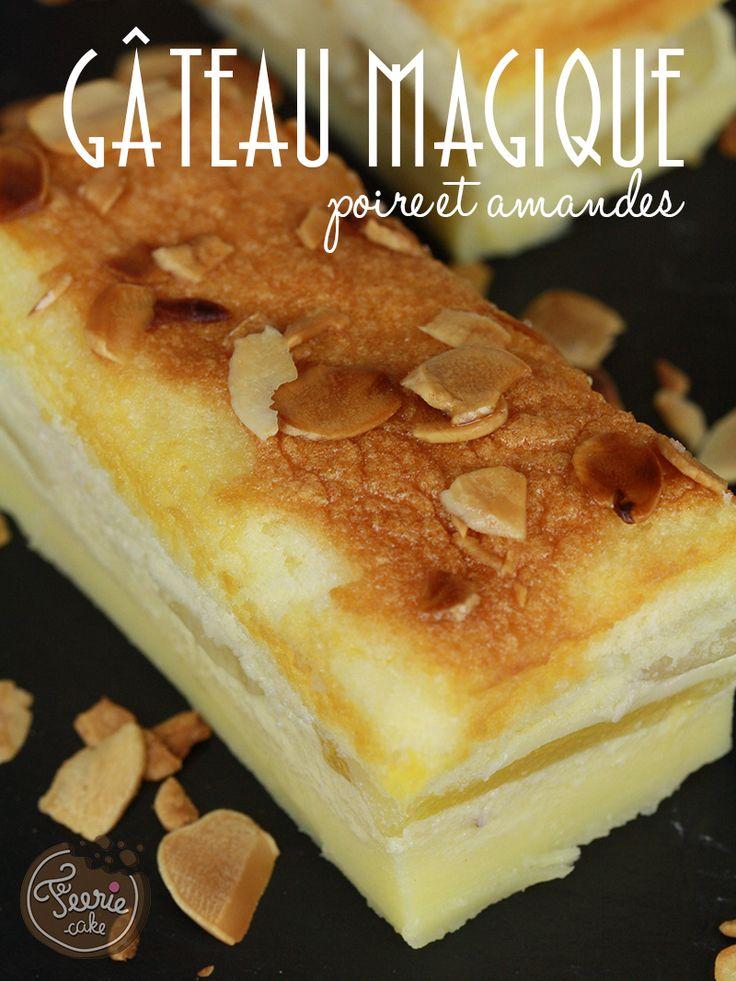 Gâteau magique - Féerie cakeFéerie cake