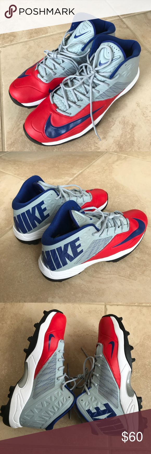 Nike High Top Football Cleats/Sneakers Brand new without box Nike Shoes Athletic Shoes