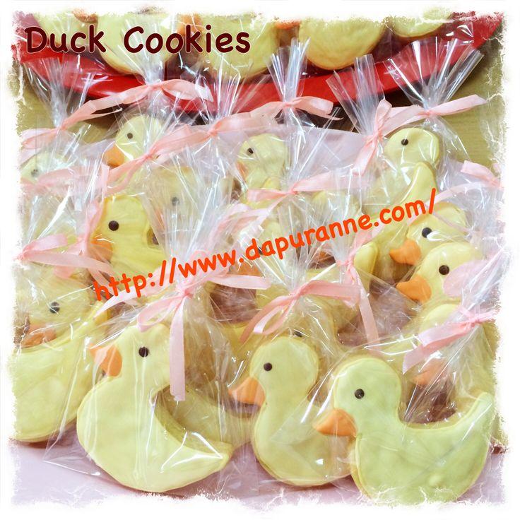 Duck cookies..