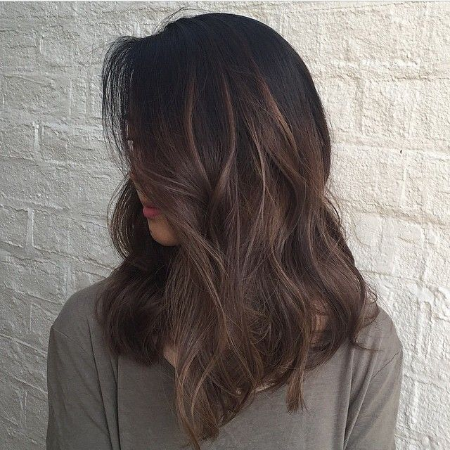 25 trending subtle highlights ideas on pinterest subtle 1a263f8b3f79814db3a9761fe7079cf8 brunette color brunette balayage hair mediumg pmusecretfo Images