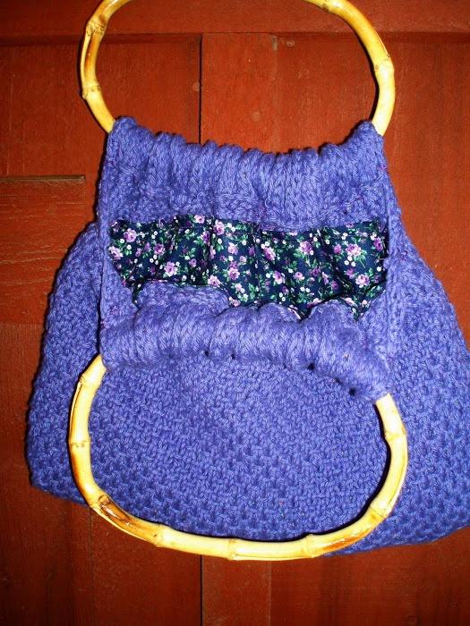 Knitting Loop Formation : Loom knitting bag pattern bing images