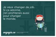 Engagés, un nouveau site d'emplois en développement durable - actualites