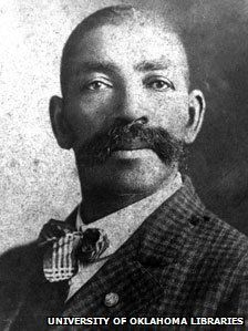 America's forgotten black cowboys > The Lone Ranger, for example, is believed to have been inspired by Bass Reeves, a black lawman who used disguises, had a Native American sidekick and went through his whole career without being shot.