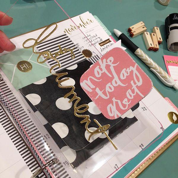 CAPTURE 30 and Memory Planner! | Heidi Swapp | Bloglovin'