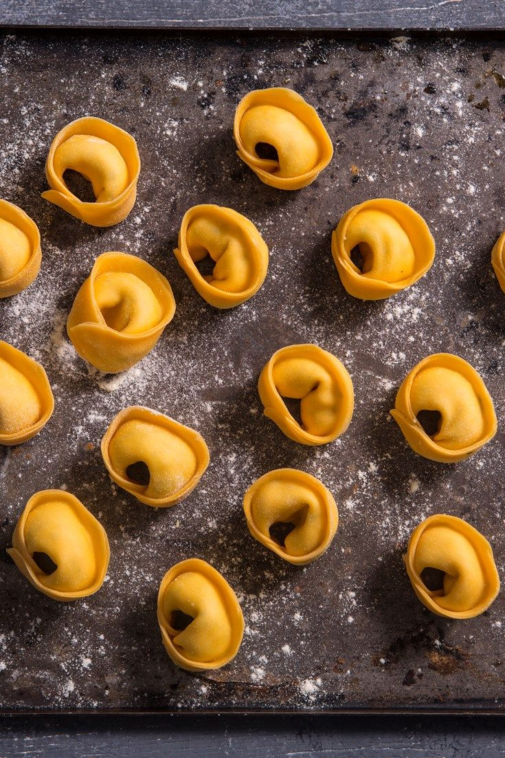 Learn how to make tortellini with this step-by-step guide to making tortellini recipe from Great British Chefs.