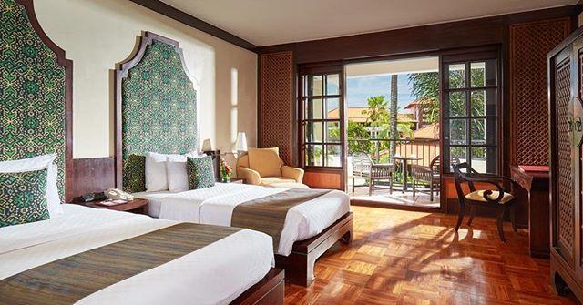 WEBSTA @ ayodyabali - When you open the door and get the perfect view and lighting #holiday #resort #asia #bali #ayodyaresortbali 📷: @aarondanielfritz 👍
