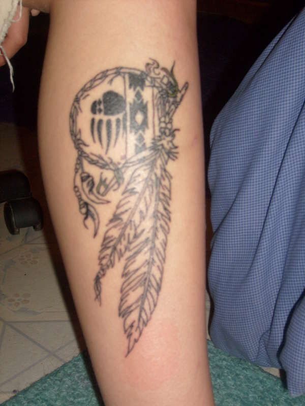 cherokee tattoo designs | representin my cherokee heritage tattoo