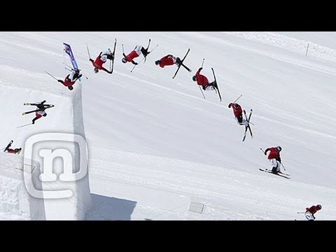 Simon Dumont Collection: A Decade Of Freeskiing Progression - YouTube