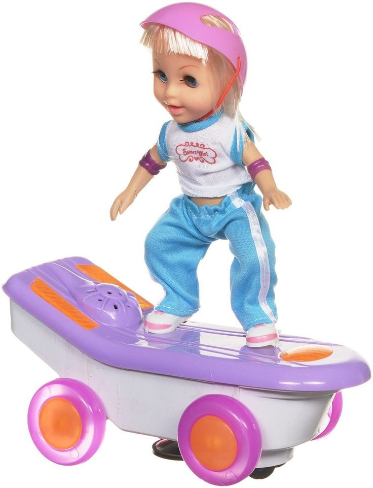 Bradex скейтбордистка Молли