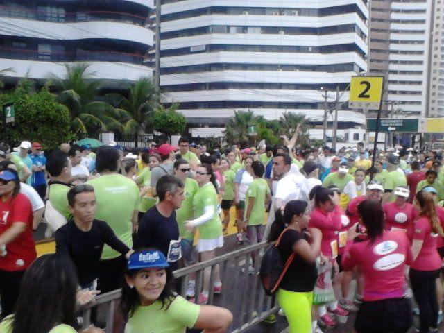 14ª Maratona de Revezamento Pão de Açúcar em 05/07/2015.
