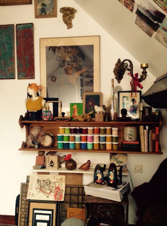 Atelier - Workspace - LeClouTordu