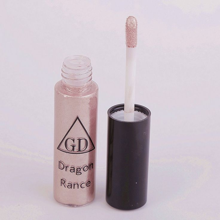 Face Contour Brightener Glow Shimmer Highlighter Nude Makeup Gold Highlighter Liquid Makeup Cosmetic