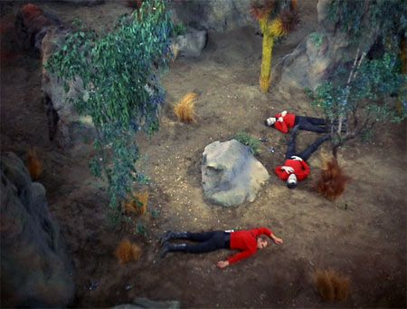 Star Trek Did Redshirts REALLY Die More Often on TOS??