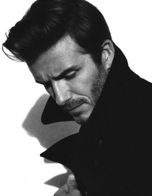 David Beckham being hot.    17 Things David Beckham Can Now FocusOn