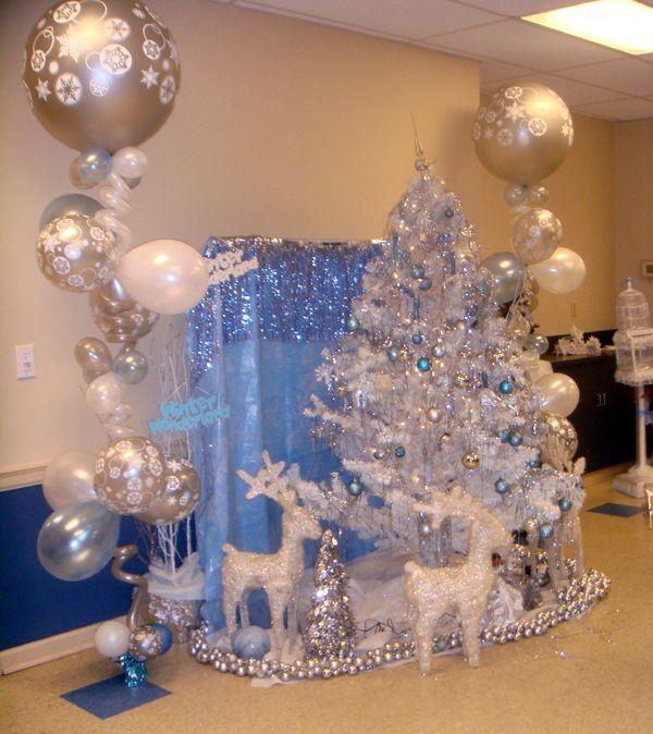 Winter Wedding Arch Decoration Ideas: 61 Best Images About Winter Wonderland Sweet Sixteen On