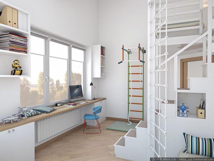 17 mejores ideas sobre espacio en escritorio para niños en ...