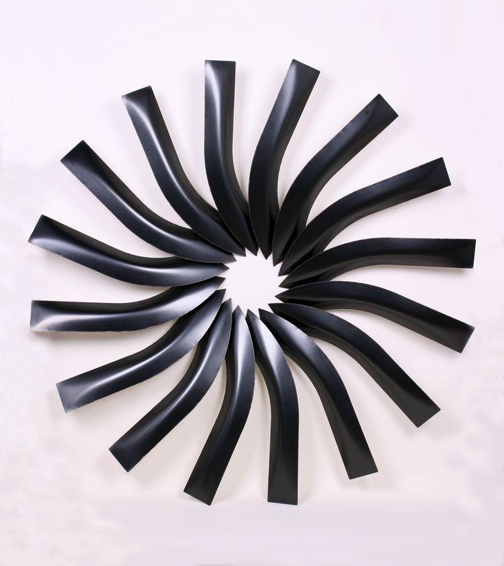 www.koamstudio.com #rotation 2016 #sculpture, #metal,#art