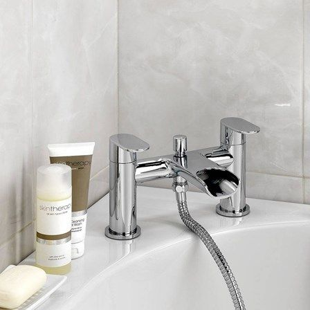 waterfall Bath/shower mixer tap  £69.95