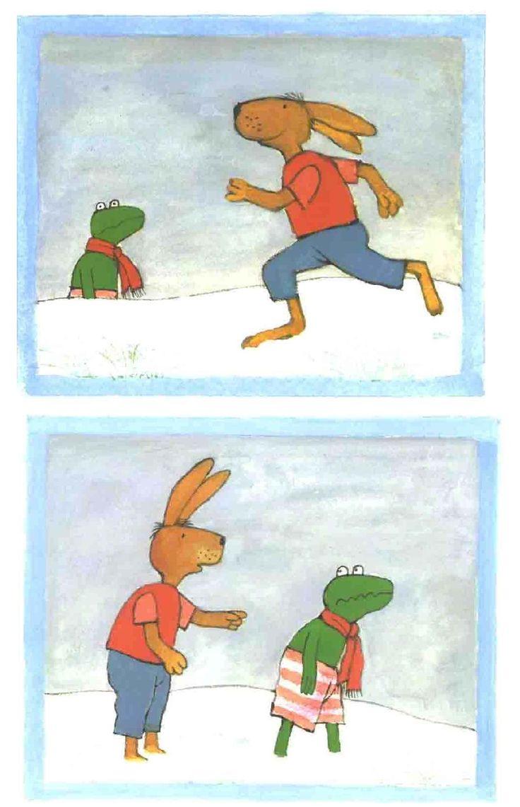 * Praatplaten: Kikker in de kou! 5-9