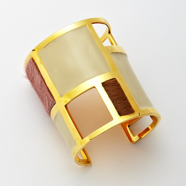 Lizzie Fortunato cuff    $425    6 by Gee Beauty, 6 Roxborough St. W., 416-960-8080