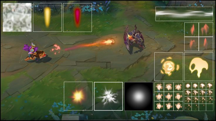 How do you make a cute, cartoony, 3D fireball that renders in real-time? I'll show you :^D Other League of Legends VFX Breakdowns: https://www.youtube.com/pl...