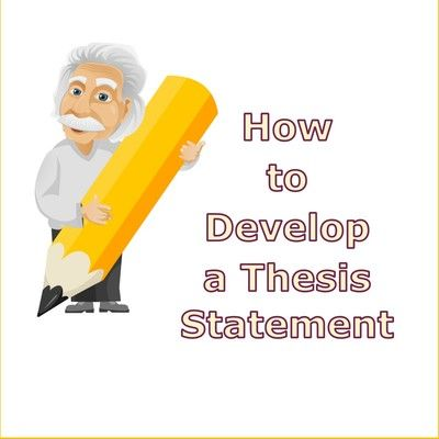 how to develop a thesis statement To write an effective thesis statement, choose a statement that answers a general question about your topic check that your thesis is arguable, not factual, and make sure you can back it up your with evidence.