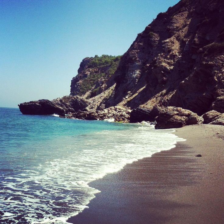 Beach @ tetouan amsa #sea #holiday #vacation #beach