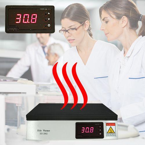 Heizplatte Wärmeplatte Slide Warmer Heating Plate Forschung Labor Praxis HP1