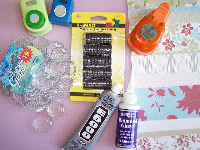 Supplies by amylcluck, via Flickr